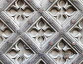 Texture of metal black stell — Stock Photo