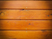 Wooden wall texture, wood background — Stock Photo