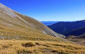 Yüksek dağ — Stok fotoğraf