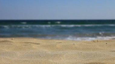 海滩 — 图库视频影像