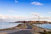 Nessebar city on the Black Sea — Stock Photo