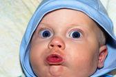 Bebé niño 6 meses edad — Foto de Stock