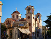 Agios Nikolaos church — Stockfoto