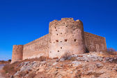 Turkish fortress — Stock Photo