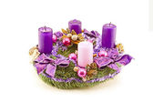 Advent wreath — Photo