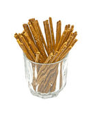 Pretzel sticks — Stock Photo