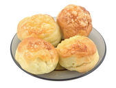 Cheesy scones — Foto Stock