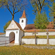 Fortified church — Stock Photo #18284261