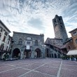 Bergamo old city — Stock Photo #12118603