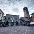 Royalty-Free Stock Photo: Bergamo old city