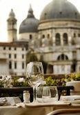 Venice romantic drink — Foto de Stock