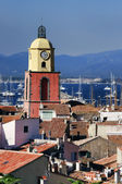 Saint-tropez — Stockfoto