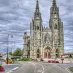 Catholic church in France — Stock Photo