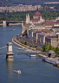 Budapest city — Stock Photo