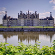 Chambord castle, France — Stock Photo #12353149