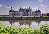 Chambord castle, France — Stock Photo