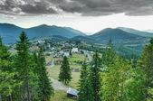 горный курорт — Стоковое фото