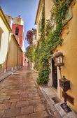 Saint Tropez street — Stock Photo