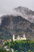 Neuschwanstein castle, Germany — Stok fotoğraf