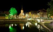 Město strasbourg — Stock fotografie