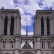 Notre Dame cathedral — Stock Photo #13507703