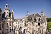 Castle of Chambord, France — Stock Photo