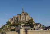 圣米歇尔 · 城堡 — 图库照片