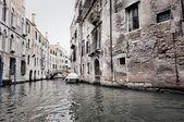 Scena oscura venezia — Foto Stock