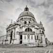 Foto Stock: Venice church dark view