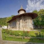 Voronet monastery — Stock Photo