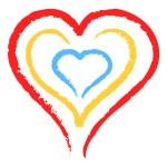 Hearts inside — Stock Vector #14622153