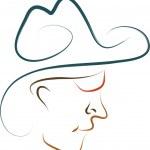 Cowboy — Stock Vector #17004861