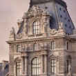 Louvre museum in Paris, France — ストック写真