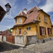 Old medieval house — Stock Photo