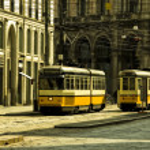 Milan old city — Stock Photo