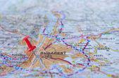 Budapeszt podróży — Zdjęcie stockowe
