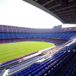 Football soccer stadium — Stock Photo #50087035