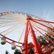 Wheel in the park — Stock Photo #12653986