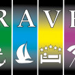 Vector relaxing vacation travel — Stock Vector #22041779