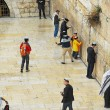 Wailing wall view from above — Stock Photo #25160769