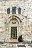 Temple du saint sépulcre à jérusalem — Photo