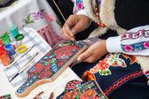Slavic traditions Art — Stock Photo