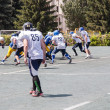 Rugby 7 july 2013 Kharkov Ukraine. — Stock Photo