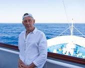Een oudere man — Stockfoto