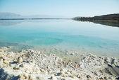 Views of the Dead Sea — Stock Photo