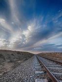Railroad — Zdjęcie stockowe