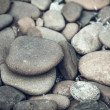 Background with stone pebbles — Stock Photo #45628279