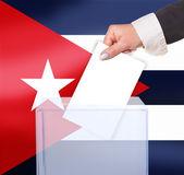 Seçim oy oy ile — Stok fotoğraf