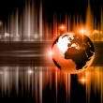 High Tech business background — Stock Vector #12629459