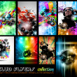 Club Flyers ultimate collection - High quality - Stock Vector